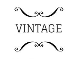 Catálogo Vintage