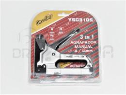 AGRAFADOR MANUAL 4/14mm YSG3105 MACFER