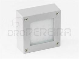 APLIQUE DE PAREDE 55/LED 10.5x10.5Cm DIGITEC