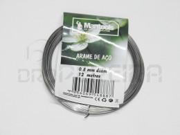 ARAME INOX 0.8mm ROLO 12m MANTOOLS