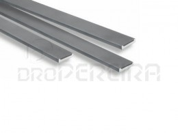 BARRA CHATA INOX 304  20x5mm  (6m)