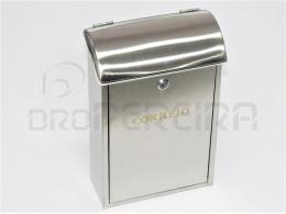 CAIXA CORREIO INOX TX0170R MACFER
