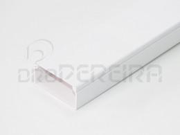 CALHA BRANCA 80x40mm (2m)