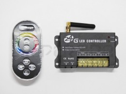 CONTROLADOR RGB 4 ZONAS WIRELESS 8A