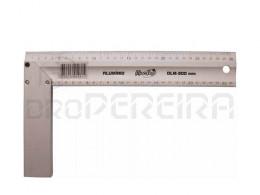 ESQUADRO ALUMINIO DLM-300mm MACFER