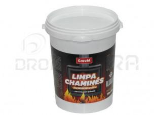 LIMPA CHAMINES SAQUETAS 10x50g GROUHT