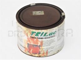 TINTA ALTA TEMPERATURA TRILAC VERMELHO 0.5Kg