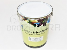 TINTA PRETA P/CHASSIS 5L