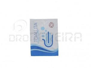 TOALHITAS DESINFECTANTE 3g (50Un.)