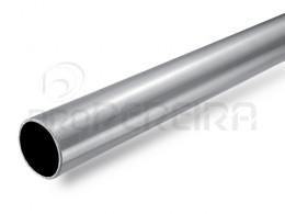 TUBO REDONDO INOX 304 2B 21.3x1.5  (6m) 1/2